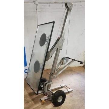 Podnośnik wózek do szkła okien 150 kg