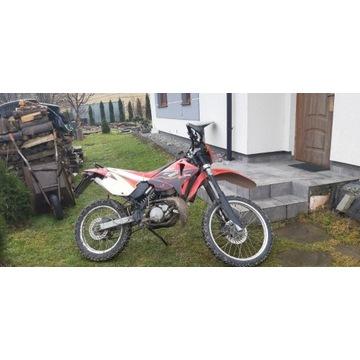 Motocykl Aprilia RX50