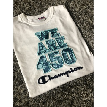 Koszulka Champion edycja limitowana Think 450