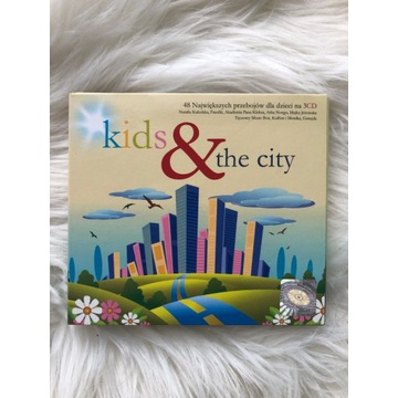Kids&the city 3 CD