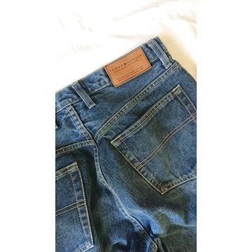 Tommy Hilfiger 36/34 spodnie bdb/jak nowe