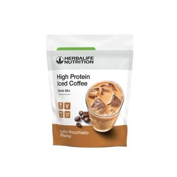 Herbalife HIGH PROTEIN ICED COFFEE Latte Macchiato