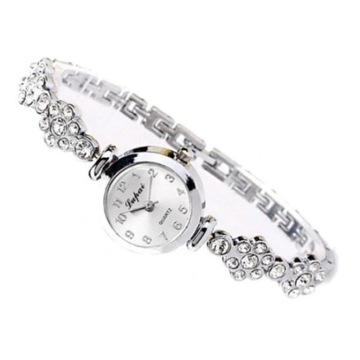 Piękny stylowy zegarek na branzoletce dla Pań