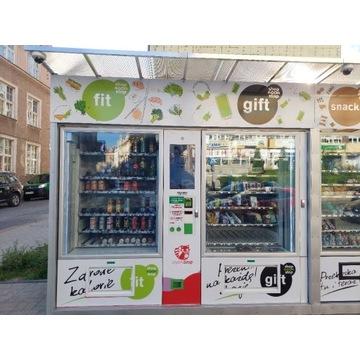 Automat sprzedający vendingowy V11 ZESTAW