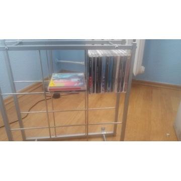 Półka na płyty CD - do powieszenia na ścianę