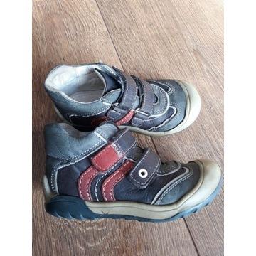 Lasocki Kids buty półbuty roz24 15cm wkładka wew
