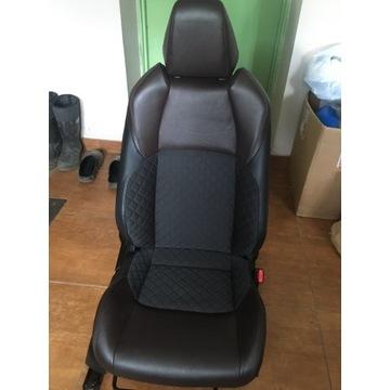 Fotele Toyota C-HR Fotel kierowcy pasażera