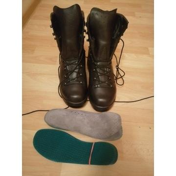 Buty wojskowe Wojas