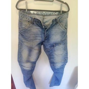 Spodnie Jeans Crosshatch