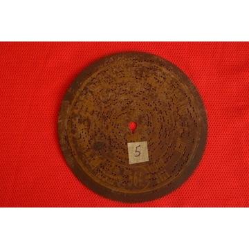 Płyta do polifonu 14,5cm Nr.5