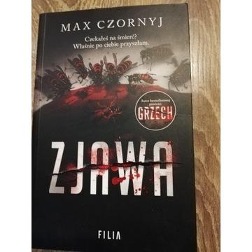 Książka Zjawa Mx Czornyj