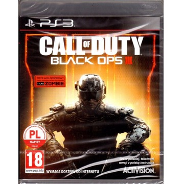 Call of Duty Black Ops 3 PL Ps3