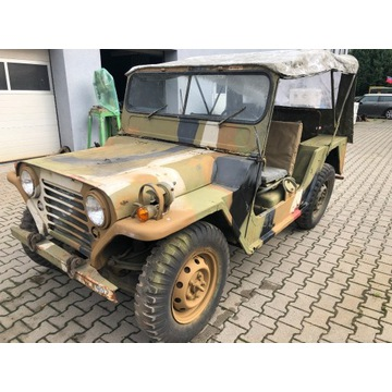 M151A1 Mutt Ford