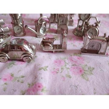 Kolekcja modeli zegarów