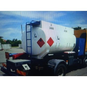 Zbiornik 5000 tys litrów na paliwo cysterna