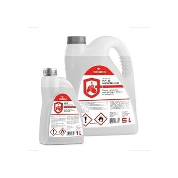 Płyn do dezynfekcji rąk 1L- 15 zł 5L - 60 zł FV