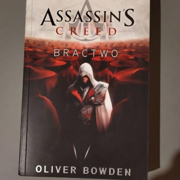 Assassin's Creed Bractwo, Oliver Bowden