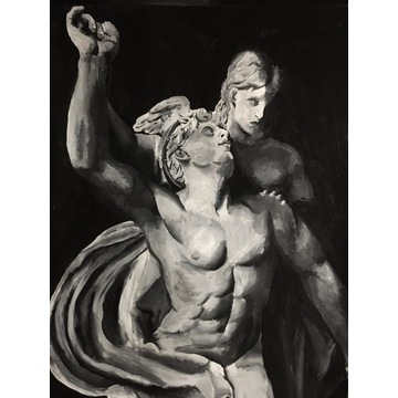 "Obraz - ""Hermes"""