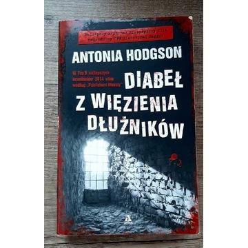 A. Hodgson,Diabeł z więzienia dłużników, stan BDB