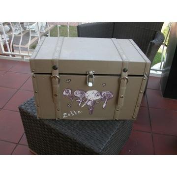 skrzynia kufer