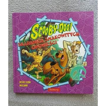 Scooby-Doo skarbnica smakowitych opowieści