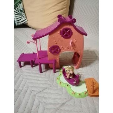 Kucyki Filly Magiczny domek - przystań