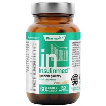 Insulimed suplement CUKRZYCA Chrom Morwa Pharmovit