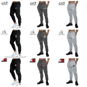 Spodnie dresowe Calvin Klein Tommy Hilfiger Armani