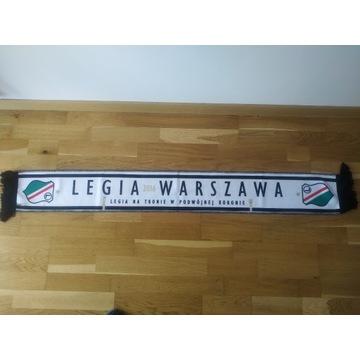 LEGIA WARSZAWA - MISTRZ POLSKI 2016
