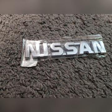 Emblemat Nissan