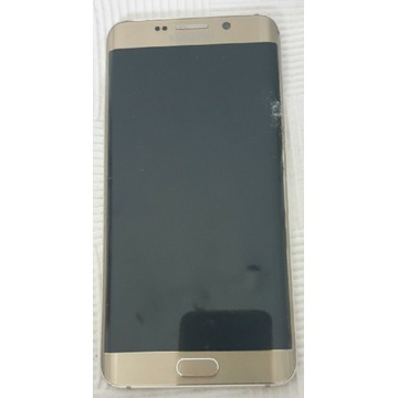 Samsung galaxy s6 edge plus zloty uszkodzony