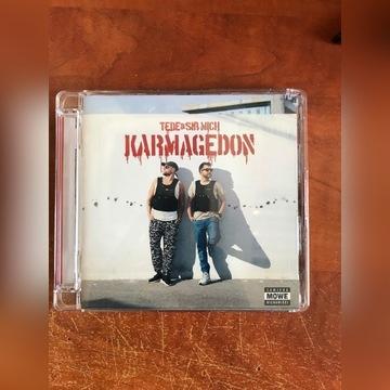 Tede Sir Mich Karmagedon płyta CD świetny stan rap