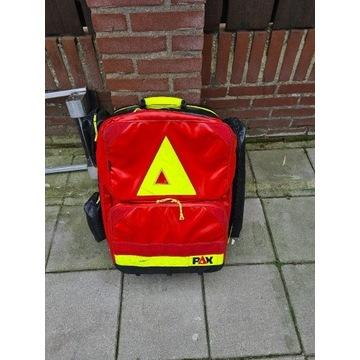 Plecak ratowniczy, ratownictwo, OSP, KPP, Ambulans