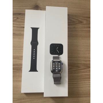 Apple Smart Watch S5 Series 40mm GREY GPS + gartis