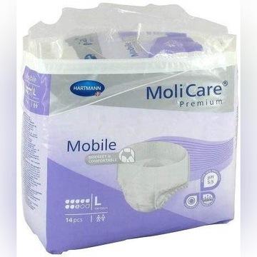 Pieluchomajtki Moli Care Mobile, Rozmiar L