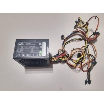 Zasilacz komputerowy Fortron FSP600 600W 80+Silver
