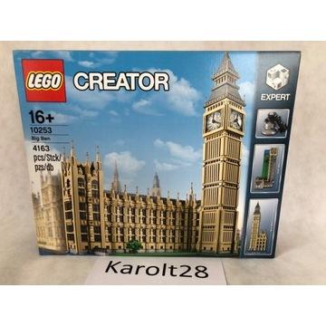 LEGO 10253 CREATOR EXPERT BIG BEN