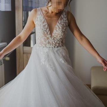Suknia ślubna Melory Isabel