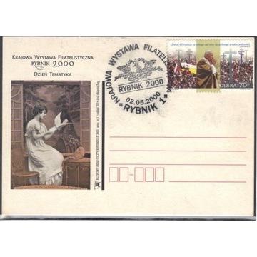 PZF Wystawa Filatelistyczna - RYBNIK 02.05.2000r.