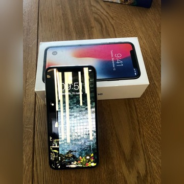 Apple IPHONE X 10 64GB Silver* Bateria 86%