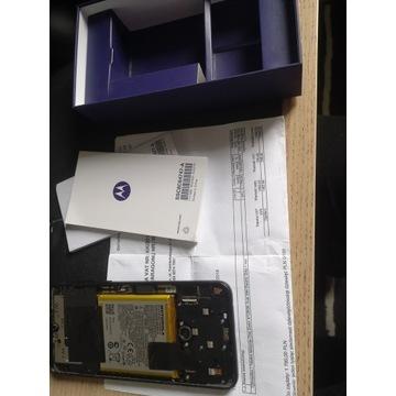 Motorola One Zoom uszkodzony LCD
