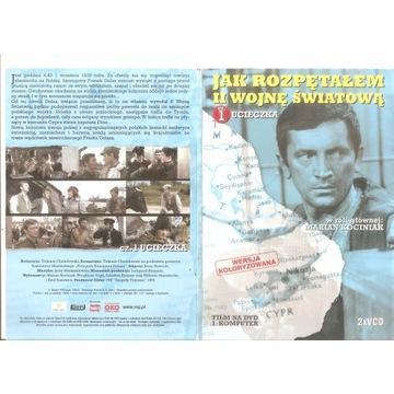 film-jak rozpętałem II wojnę światową/4VCD kolor