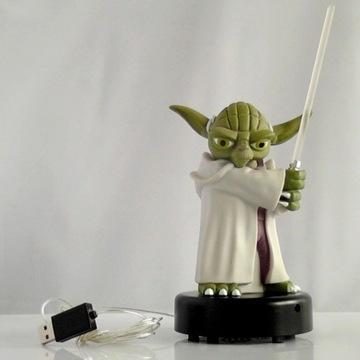 Star Wars Yoda mówiący czujnik ruchu na USB