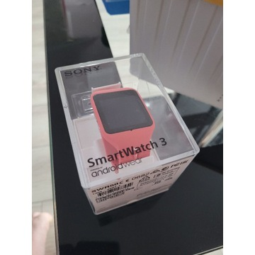 Smartwatch smartWatch 3 Sony