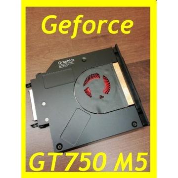 Geforce gt750 m karta graficzna sli lenovo y510 m5