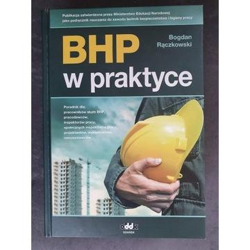 BHP w praktyce Bogdan Rączkowski NOWA