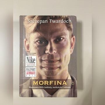 """Szczepan Twardoch """"Morfina"""""""