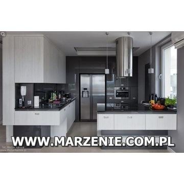 Meble na wymiar Kraków - meble kuchenne, szafy