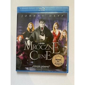 Mroczne cienie Blu-ray