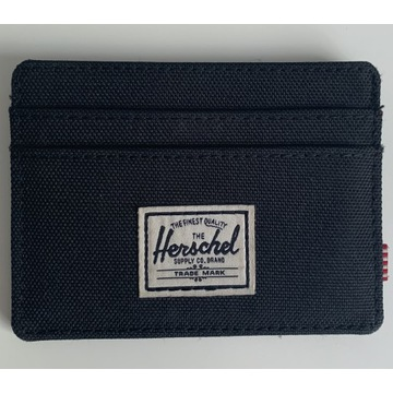 Herschel portfel materiałowy męski